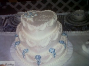 An Amish Wedding Cake Revisited/Updated