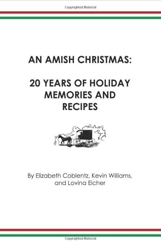 An Amish Christmas Cook Book