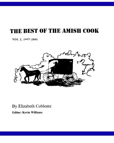 Best of the Amish Cook Book - Kindle Version