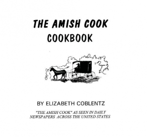 The Amish Cook Cookbook