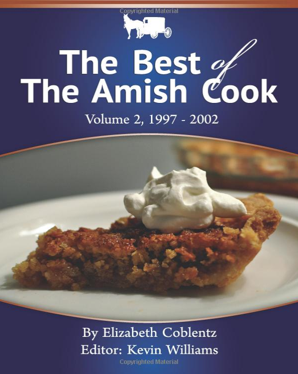 The Best Of The Amish Cook 2