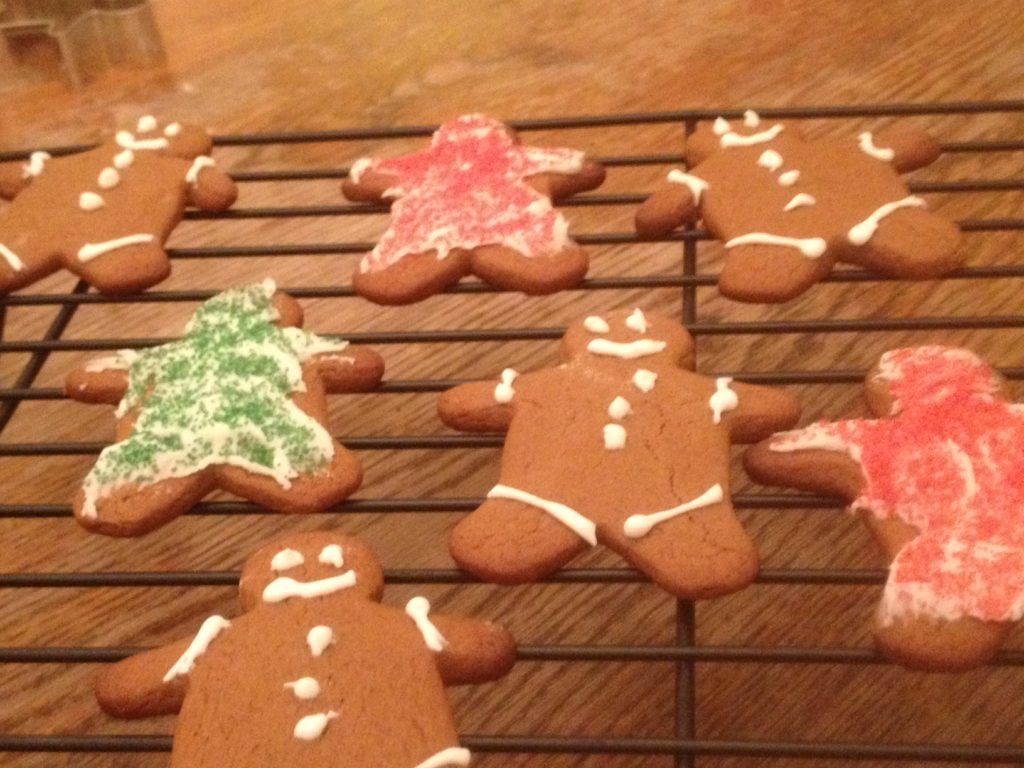 Trending: Gingerbread Cookies, Ginger Cookies, Old-Fashioned Pear Cake, Meatball Stew, and More!