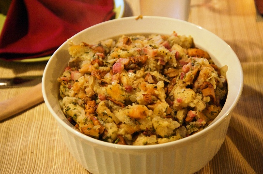 stuffing mixed bread stuffing southern herb bread dressing bread ...