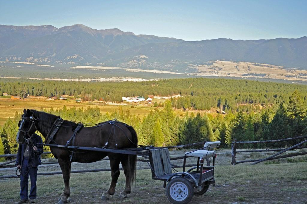 Rexford, Montana Amish