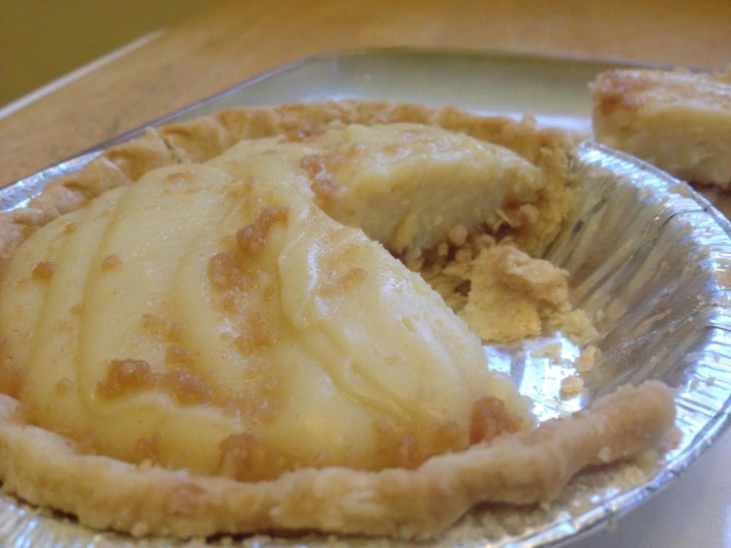 Classic Amish Peanut Butter Pie
