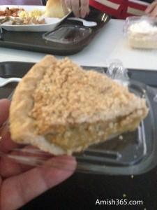 Vanilla Crumb Pie
