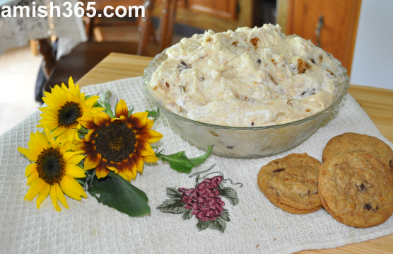 Old Fashioned Sawdust Pie ~ Amish cracker pudding