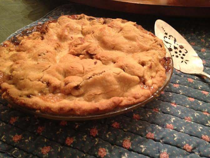 Deep Dish Apple Pie - Amish 365: Amish Recipes - Amish Cooking