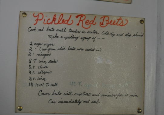 Amish365 Plus – Wilma Hershberger's Pickled Red Beets