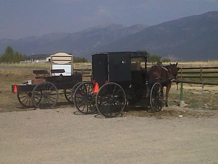 St. Ignatius, Montana Amish