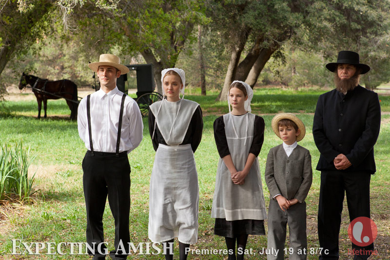 Review: Expecting Amish