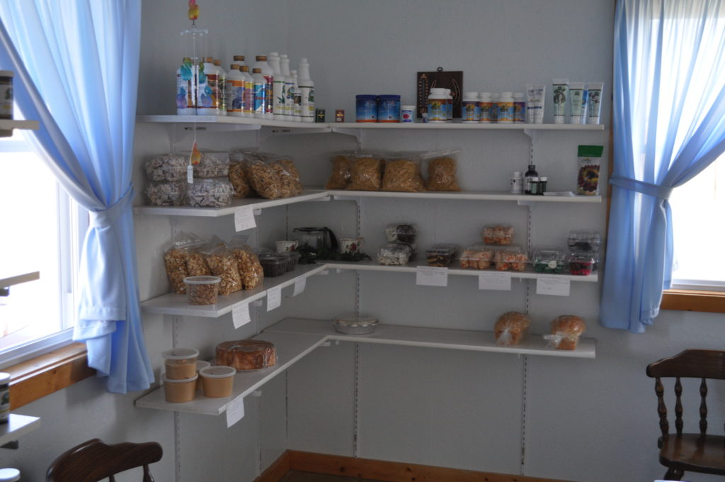 Amish Bakery in berne