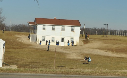 Return to Berne Preview: Amish School Scenes