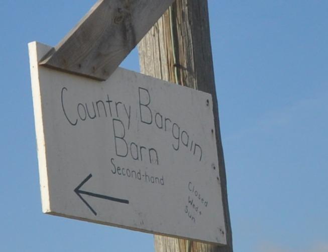 Berne: Country Bargain Barn