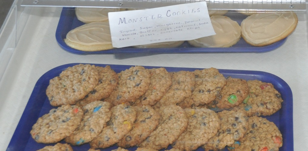 Original Amish Monster Cookies