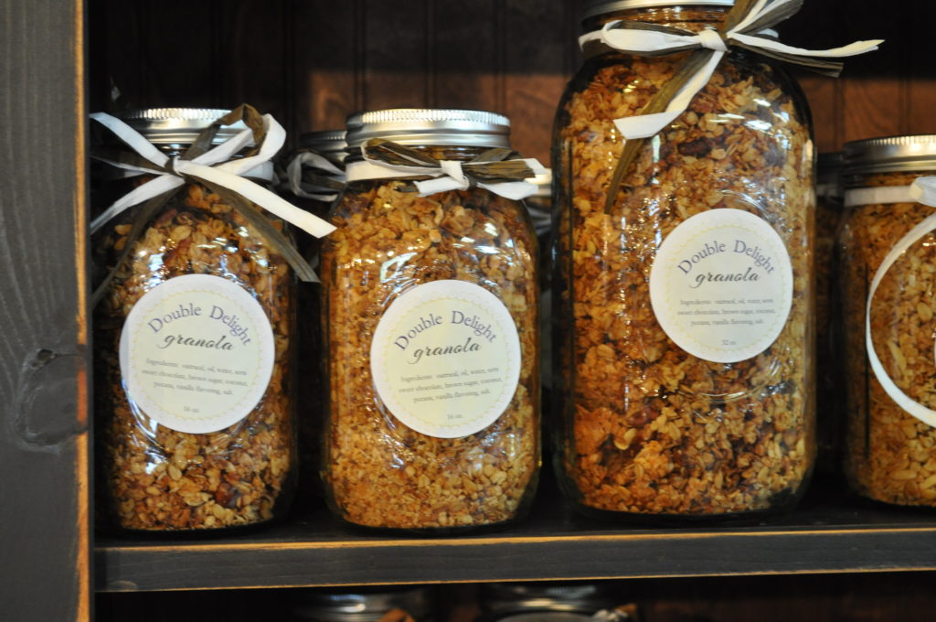 The Amish Cook:  Happy Thanksgiving and Homemade Butterscotch Granola