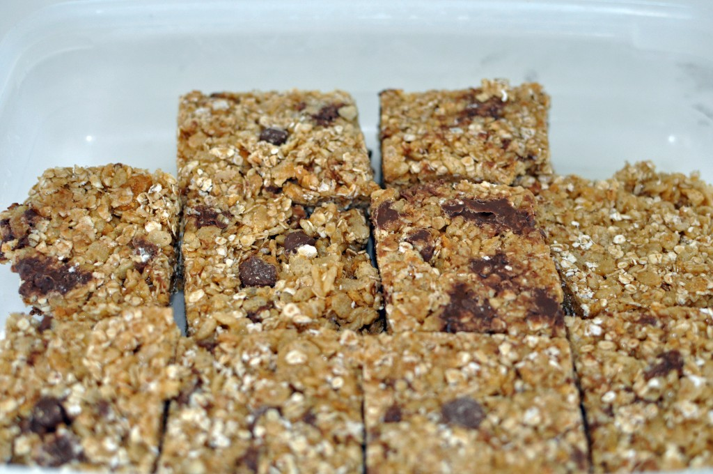 Amish granola bars.