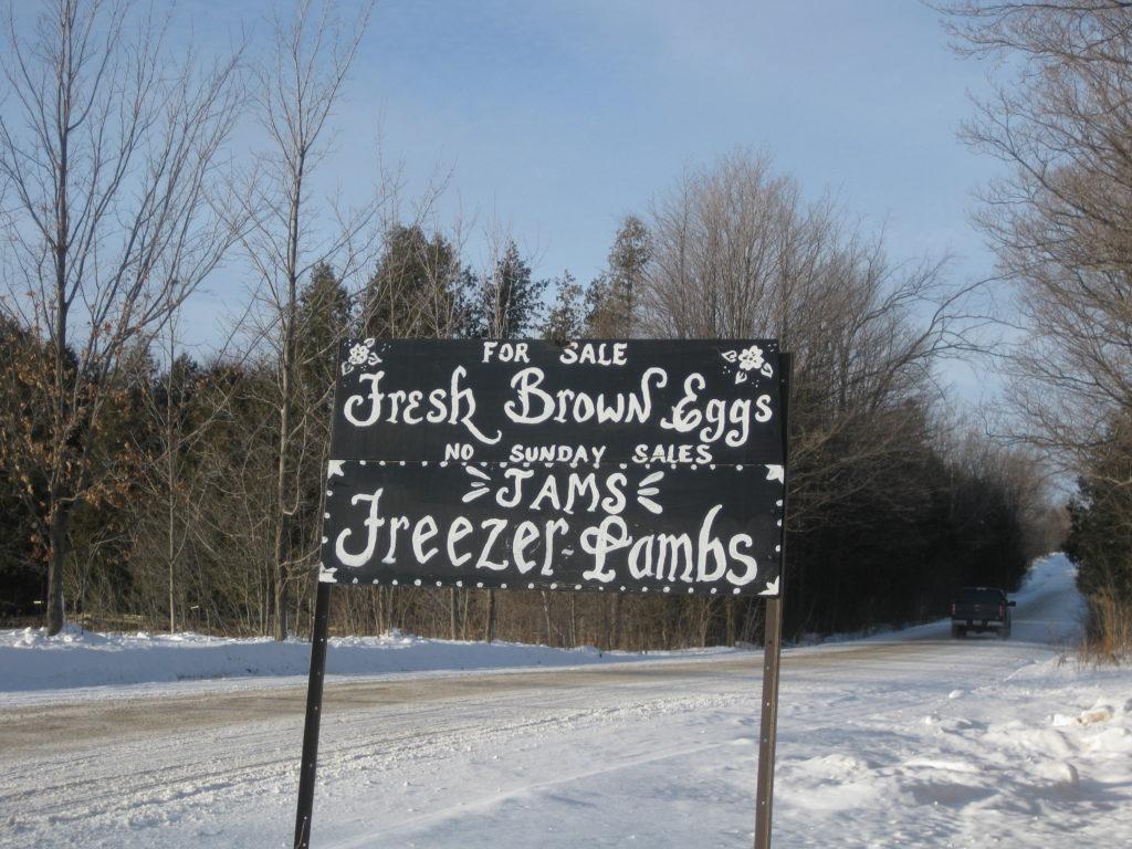 Lindsay Ontario Amish