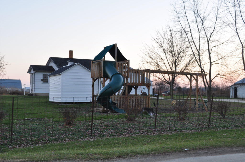 Amish Playgrounds