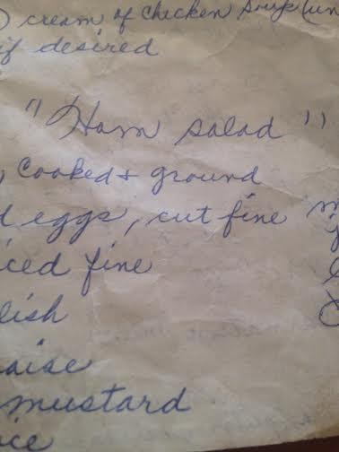 Amish365Plus: Old Amish Recipe For Homemade Ham Salad