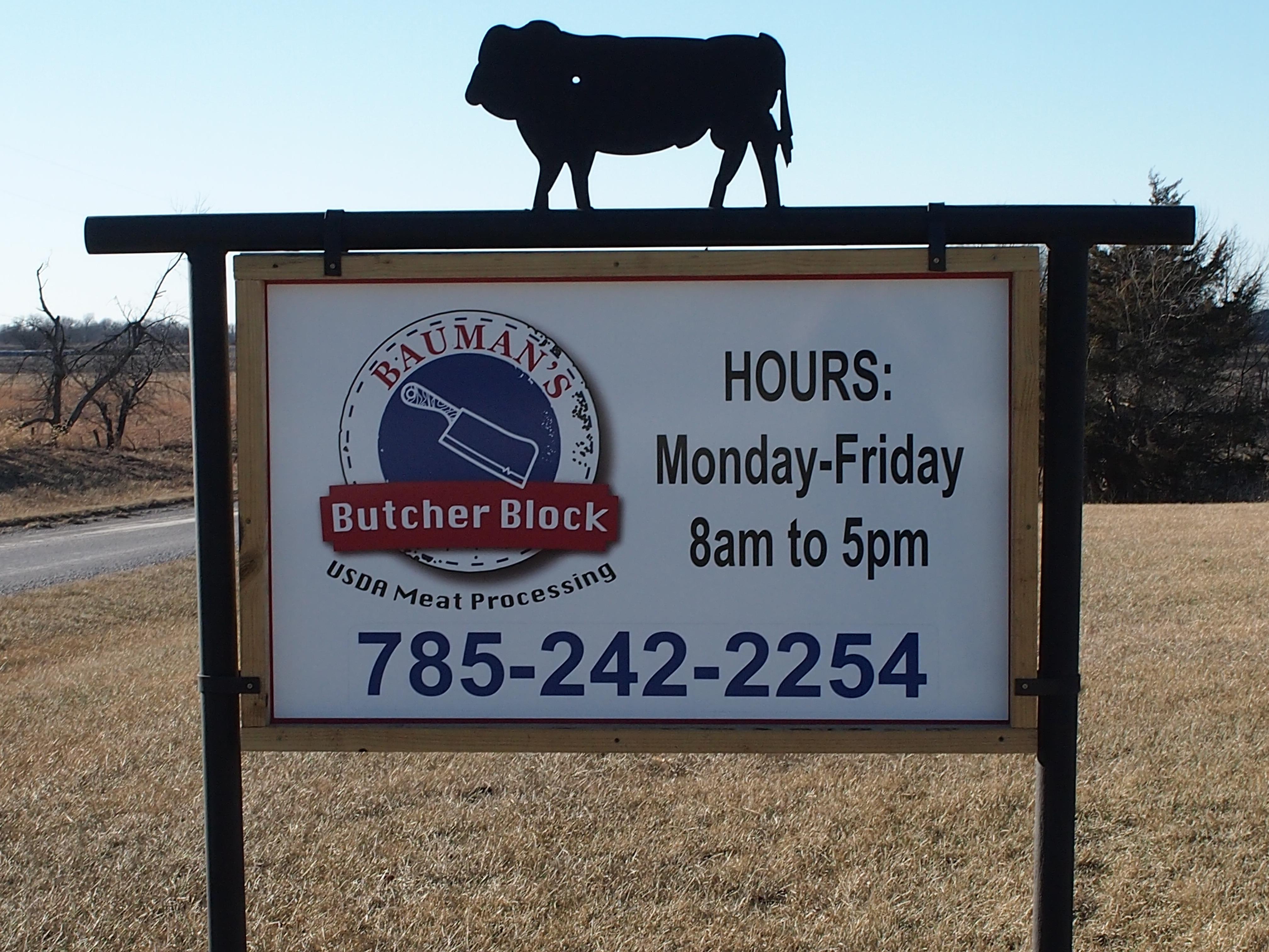 Baumans Butcher Block