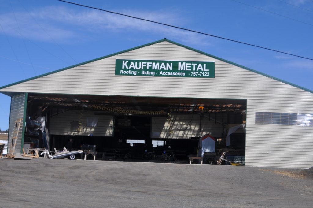 Kauffman Metal
