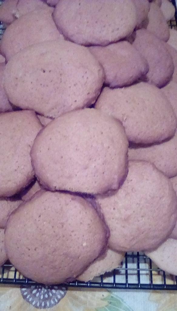 Sara Raber's Prize-Winning Cookies