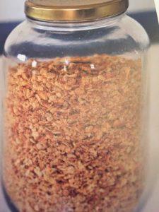 Homemade Amish Honey Granola