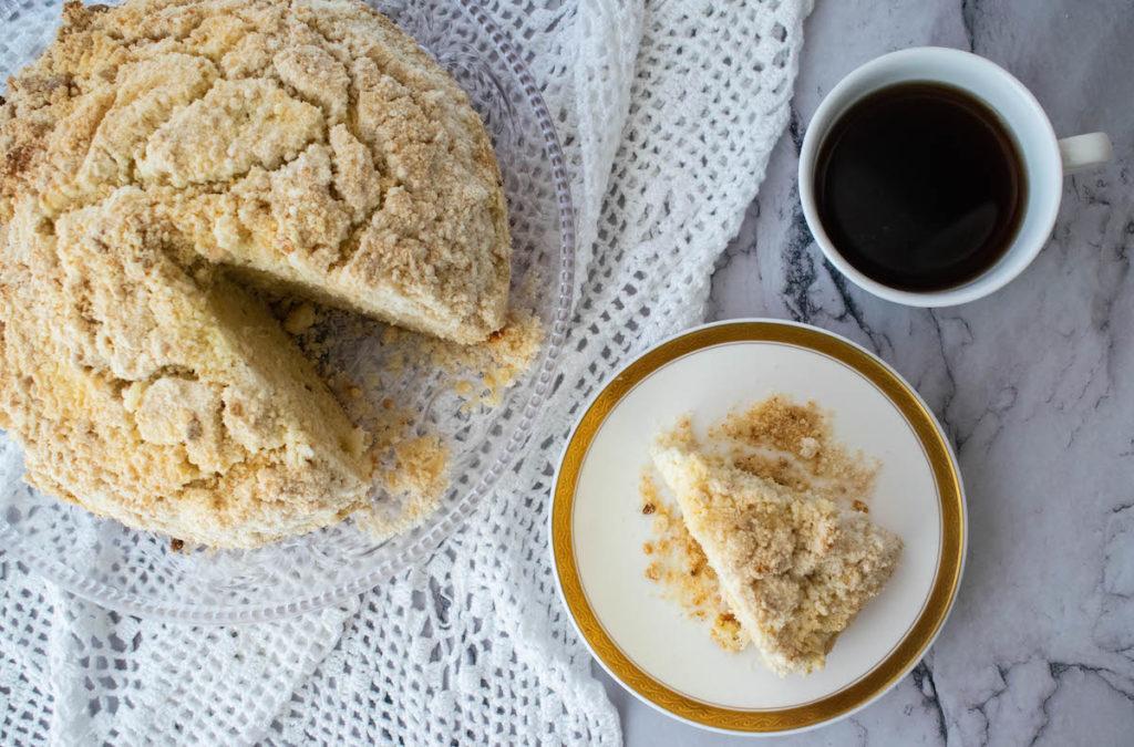 Amish Crumb Cake