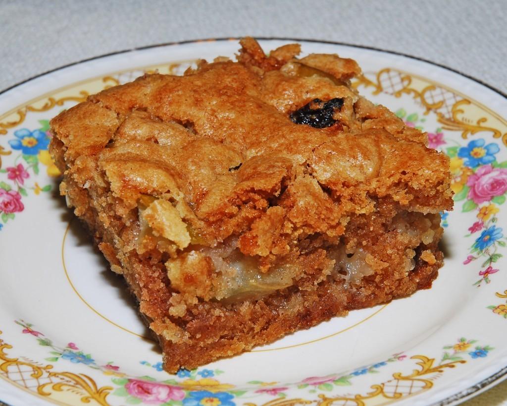 Amish Fresh Apple Cake Recipe