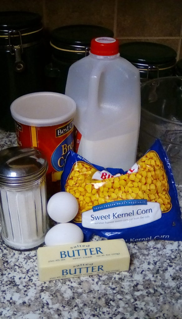 Amish Baked Corn