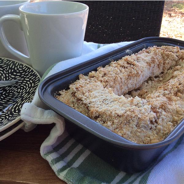 Amish Breakfast Cake