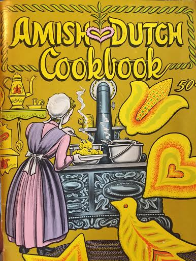 "FOOD FOLKLORE: A link in the evolution of Pennsylvania Dutch food into ""Amish"" food."