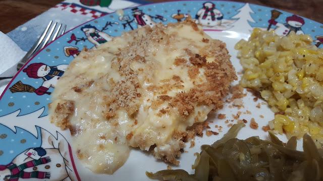 Amish Chicken Breast Casserole
