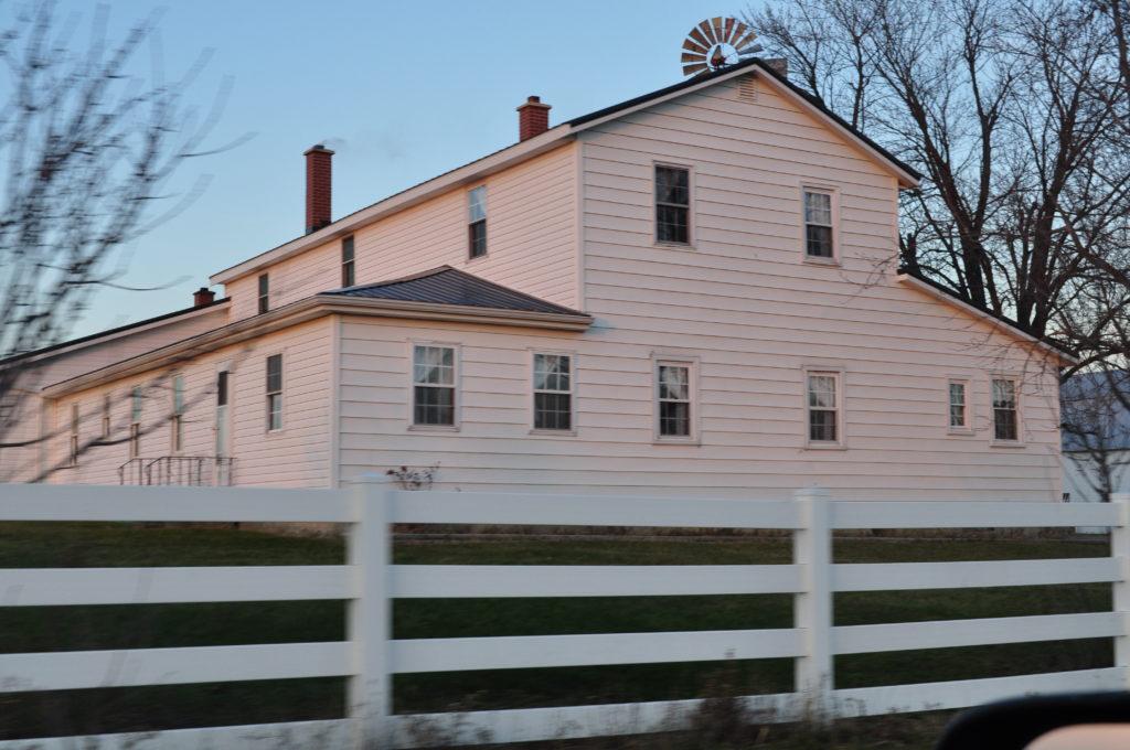 "Amish farmhouses are home to many wonderful recipes like these ""famrhouse potatoes"""