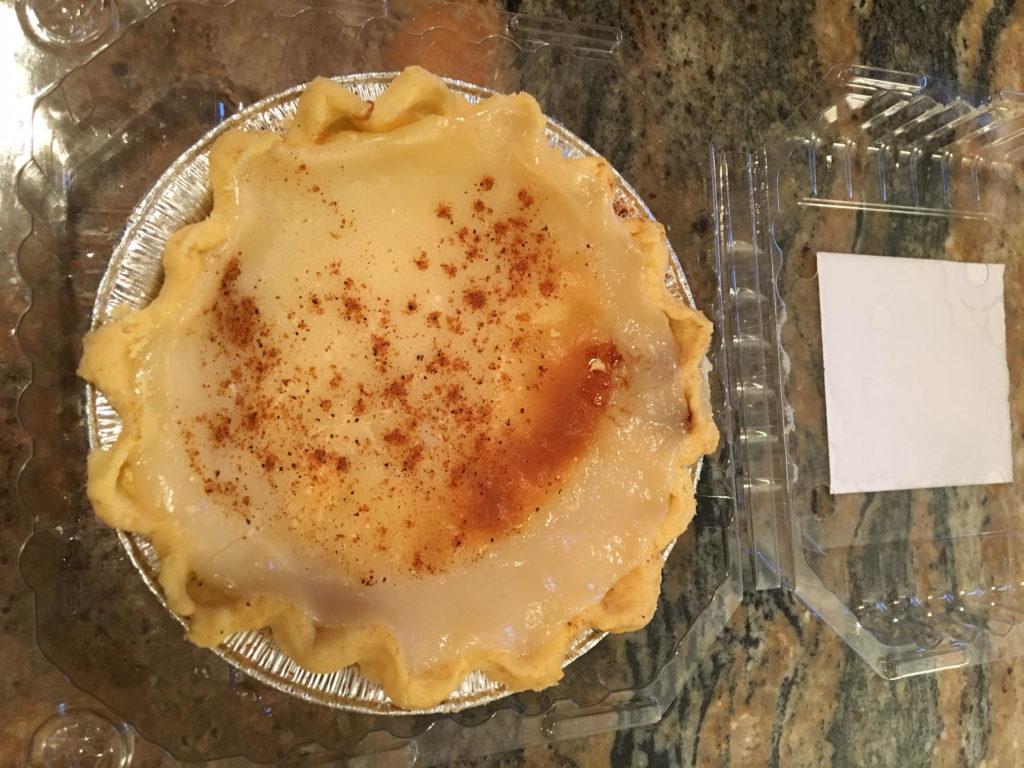 Local Flavors: Indiana Sugar Cream Pie