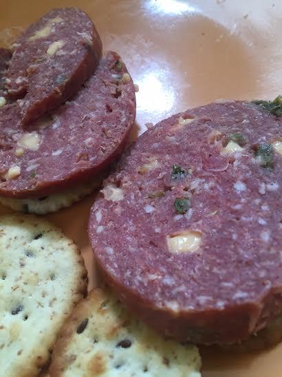 Rosanna's Summer Sausage