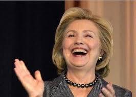 Presumptive Democratic nominee, Hillary Clinton