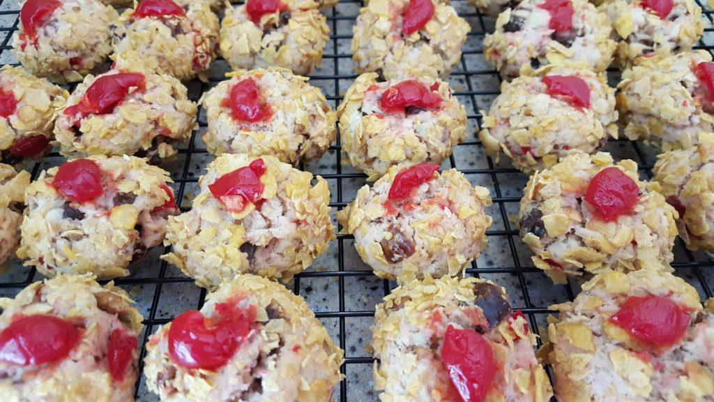 Amish Cherry Cookies