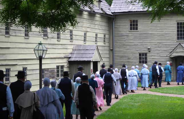 Rosanna's Brethren History Tour