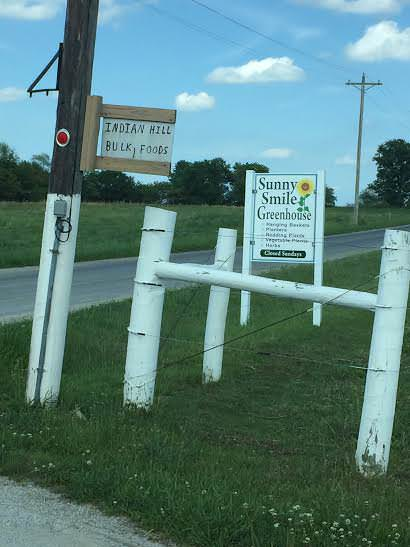"Amish Business Names and a ""Hidden"" Bulk Food Store!"