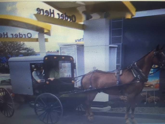 Amish Drive-Thru, Fast Food and Homemade Biscuits