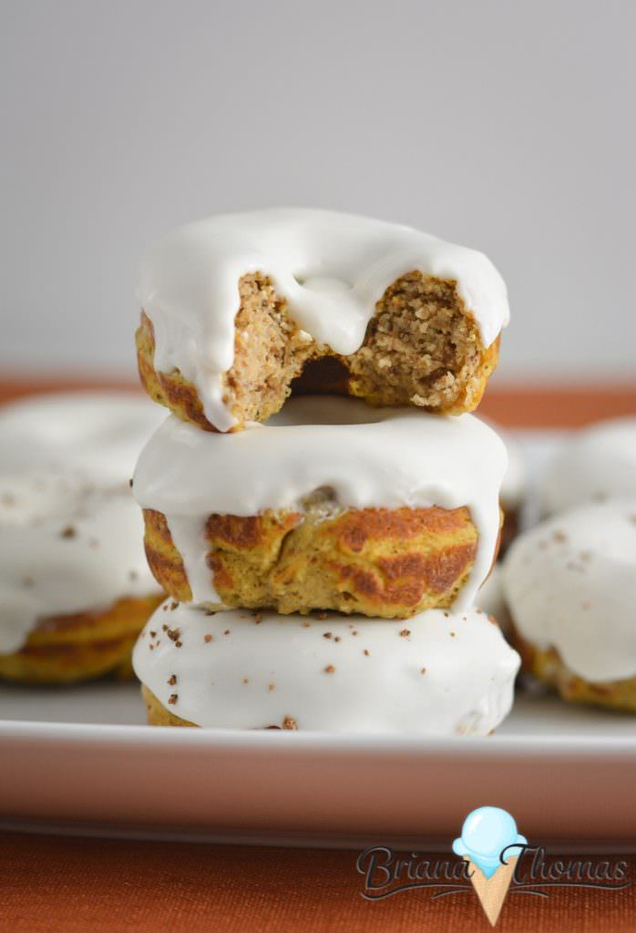 Weekly Blogroll: Pumpkin Doughnuts, Welcome to Fall,  Pumpkin Squares,  Homemade Soap and More
