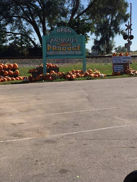 Peggy's Produce in West Middletown, Ohio