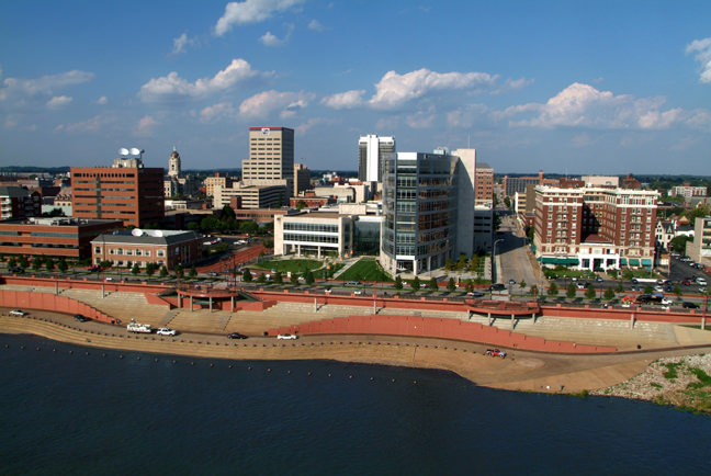 Photo from Valley Watch - Downtown Evansville