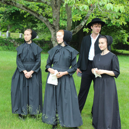 "Silly Season: More About ""Amish Witches"""