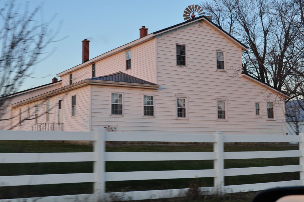Amish farmhouses feature some special meals on Sundays (and any day!)