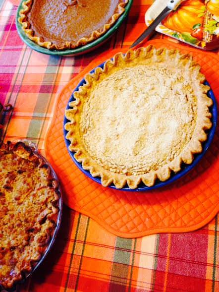Another look at this beautiful pie (photos submitted by Dee Carter)
