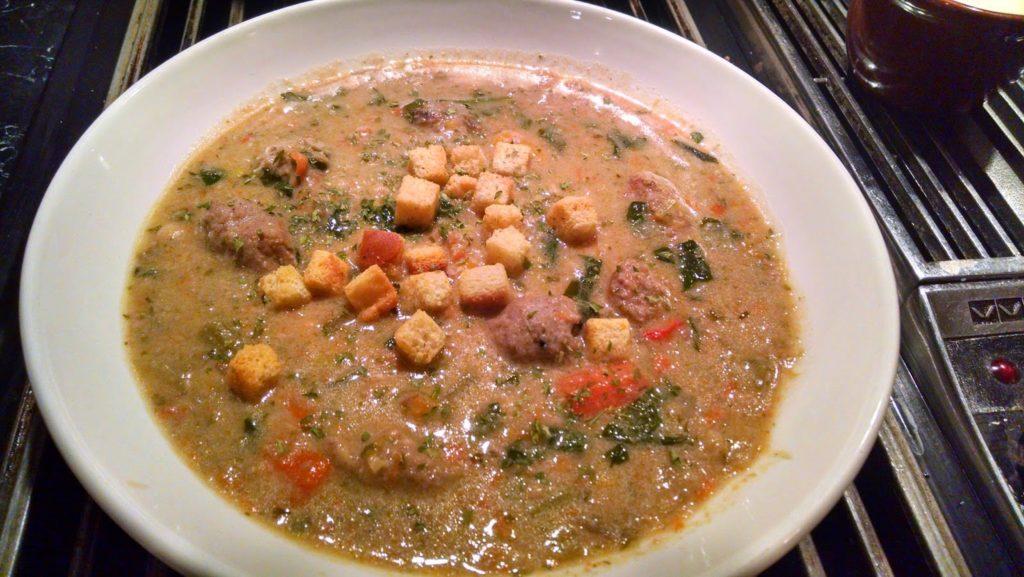 MeeMaw's Kitchen Sink Soup