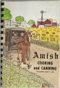 Amish Amazon:  Corn Puffies, Cherry Salsa, Vintage Cookbook, and More!